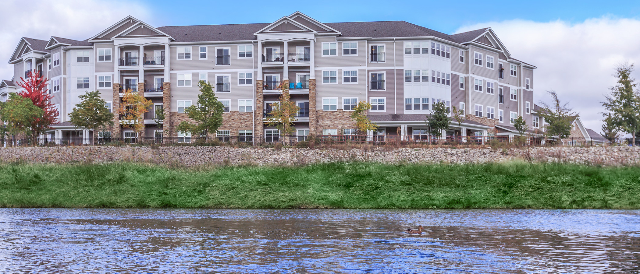 River Bend Assisted Living Apartments In Rochester Mn
